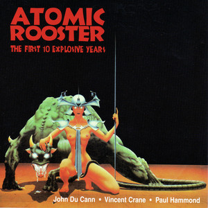The First 10 Explosive Years album
