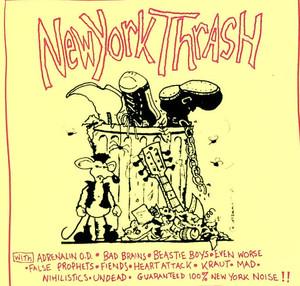 New York Thrash album