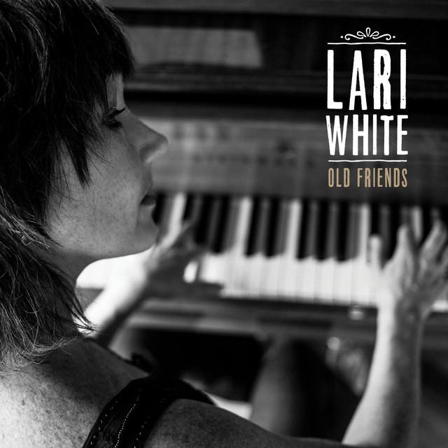 Lari White Old Friends album cover