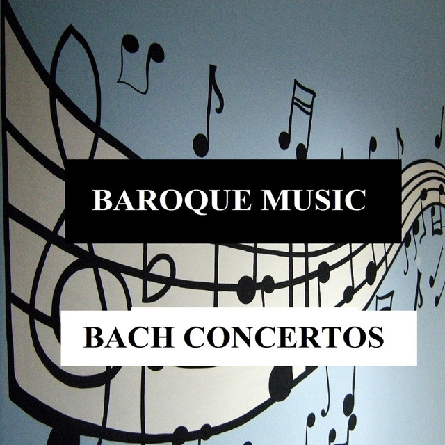 Baroque Music - Bach Concertos Albumcover