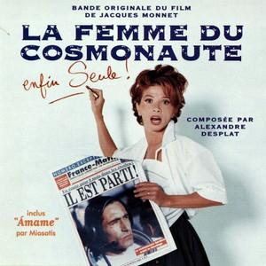 La femme du cosmonaute (Bande originale du film de Jacques Monnet) Albumcover