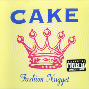 Fashion Nugget Albumcover