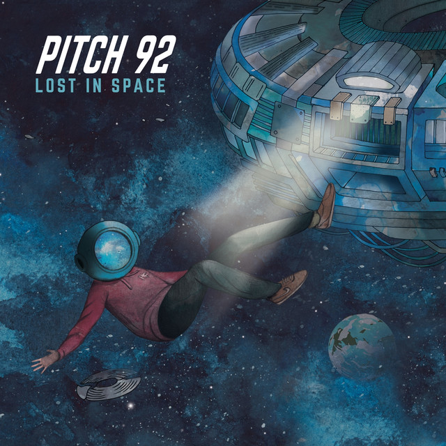 Album cover for Lost in Space by Pitch 92