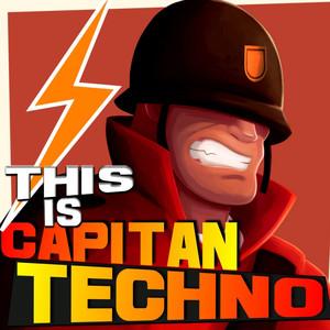 This Is Capitan Techno Albumcover