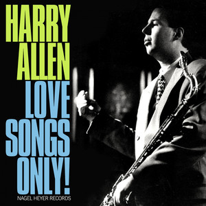 Harry Allen Straighten up and Fly Right cover