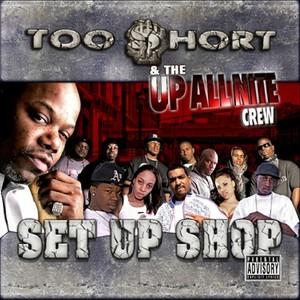 Set Up Shop Albumcover
