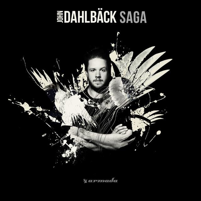 Album cover for Saga by John Dahlbäck