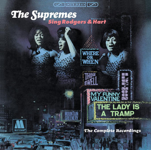 The Supremes Sing Rodgers & Hart: The Complete Recordings album