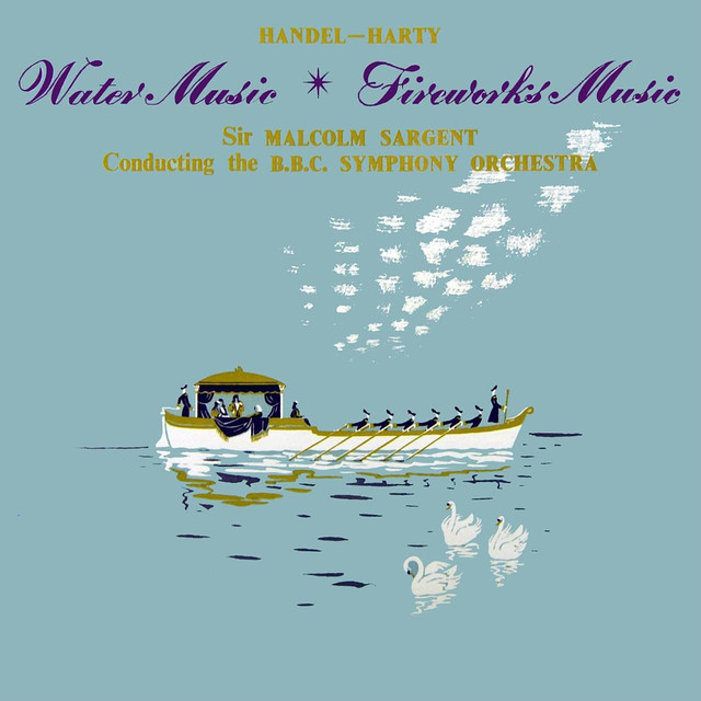 Water Music: Andante Espressivo, a song by George Frideric Handel ...