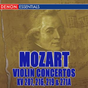 """Mozart: Violin Concertos Nos. 1 - 3 """"Strassburger"""" - 5 """"Turkish"""" - 7 Albümü"""