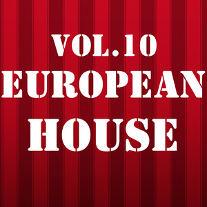 European House, Vol. 10 Albumcover