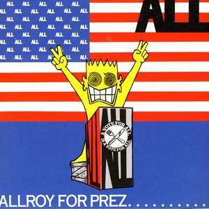 Allroy for Prez album