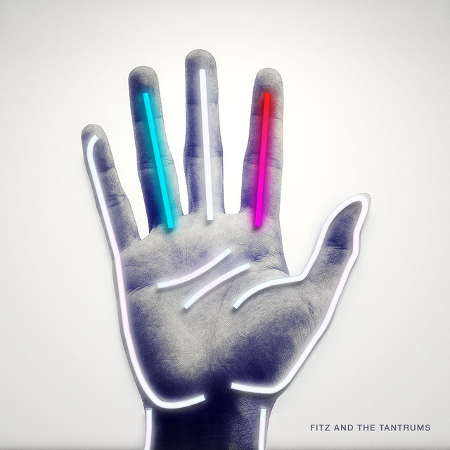 Album cover for Fitz and The Tantrums by Fitz and The Tantrums
