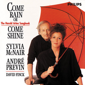 Harold Arlen, Sylvia McNair, André Previn Last Night When We Were Young cover