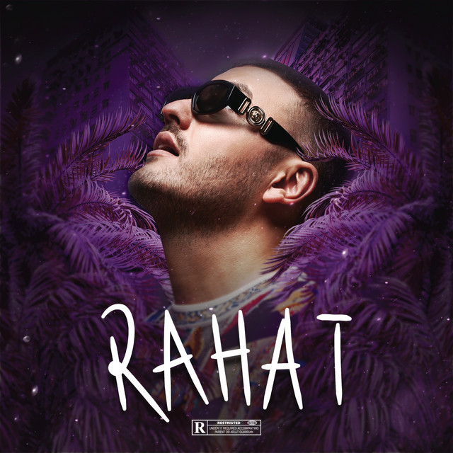 Album cover for Rahat by Ardian Bujupi