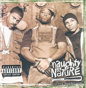 Naughty by Nature On The Run cover