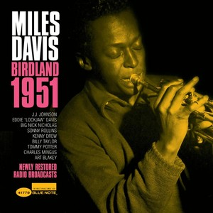 Birdland 1951 Albumcover