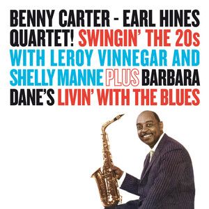 Benny Carter, Earl Hines In a Little Spanish Town cover