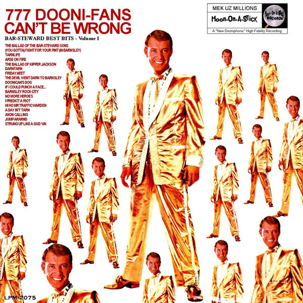 The Bar-Steward Sons of Val Doonican tickets and 2018 tour dates