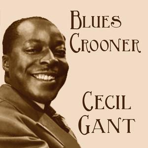 Blues Crooner Cecil Gant album