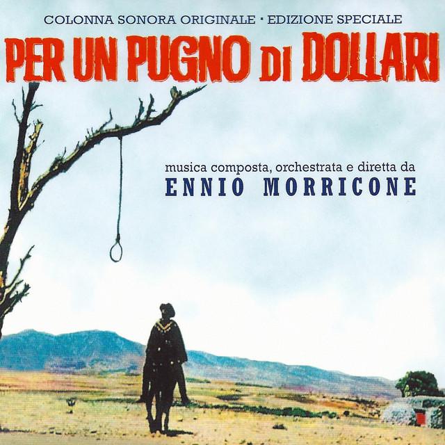 Per un pugno di dollari (Original Motion Picture Soundtrack) [Remastered] Albumcover