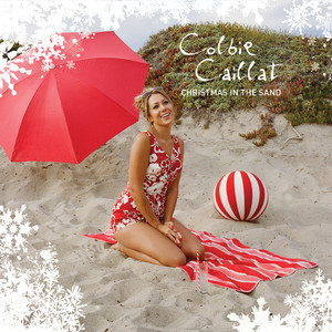 Christmas In The Sand Albumcover