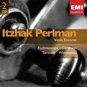 Violin Encores: Perlman Albumcover