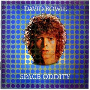 Space Oddity Albumcover
