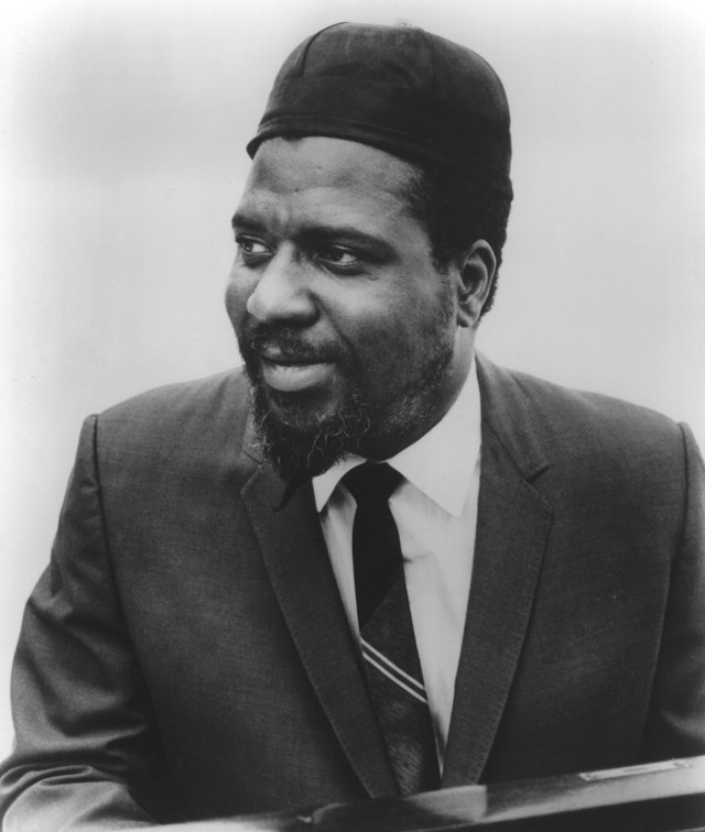 Thelonious Monk I Hadn't Anyone 'til You cover