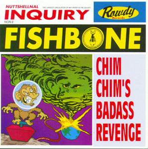 Chim Chim's Badass Revenge album