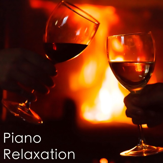 Piano Relaxation Albumcover