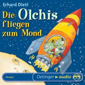 Die Olchis fliegen zum Mond (Hörspiel) Audiobook