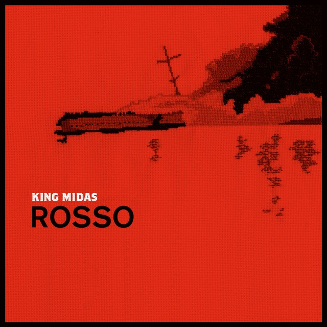 Album cover for Rosso by King Midas