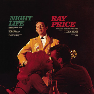 Ray Price Sittin' and Thinkin' cover