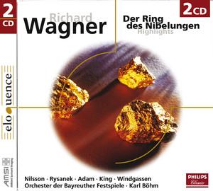 Wagner: Der Ring des Nibelungen (Highlights) Albumcover