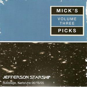 Mick's Picks Volume 3, Substage, Karlsruhe 06/16/05