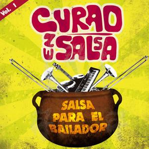 Album cover for Salsa Para El Bailador by Curao En Salsa