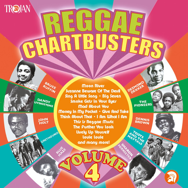 Reggae Chartbusters Vol  4 by Various Artists on Spotify