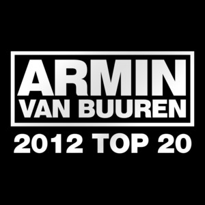 Armin van Buuren's 2012 Top 20 Albumcover