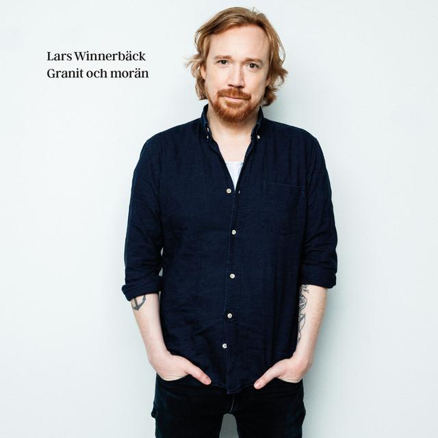 Skivomslag för Lars Winnerbäck: Granit & Morän
