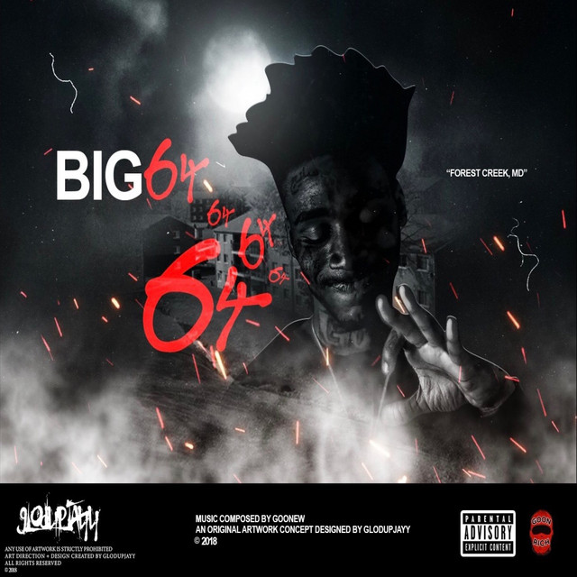 Album cover for Big 64 by Goonew