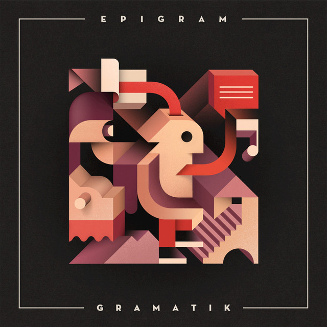 Album cover for Epigram by Gramatik