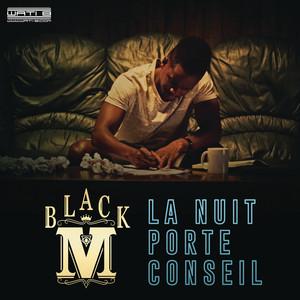 Black M La nuit porte conseil cover