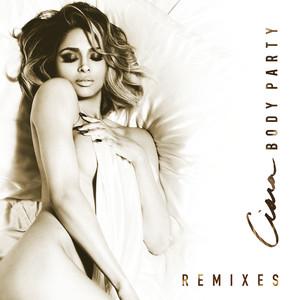Body Party - Remixes Albumcover