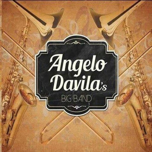 Album cover for Angelo Davila's Big Band by Angelo Davila's Big Band