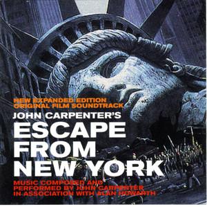 Escape From New York album