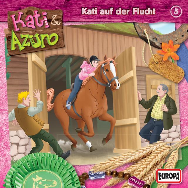 05 - Kati auf der Flucht Cover
