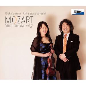 Mozart: Violin sonatas Vol. 2 Albümü