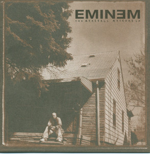 Eminem Criminal cover