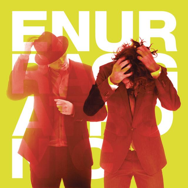 Enur Raggatronic album cover